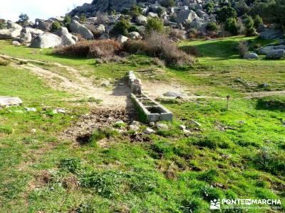 Las Machotas - Senderismo entresemana - Pico de El Fraile y los Tres Ermitaños; viajes naturaleza